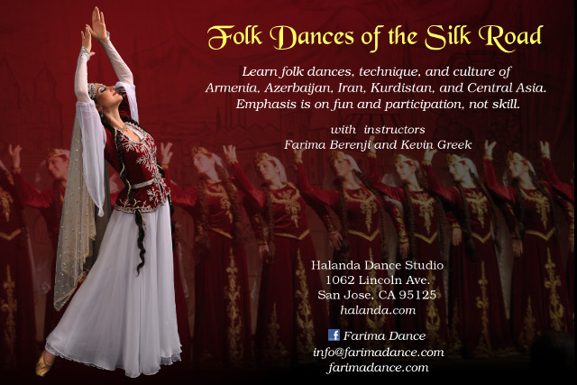 Folk Dances of the Silk Road