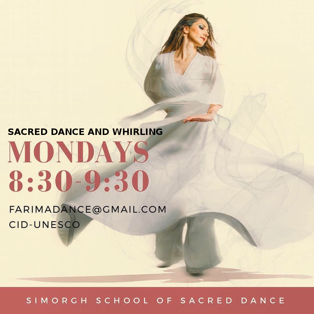 Sacred Dance and Whirling