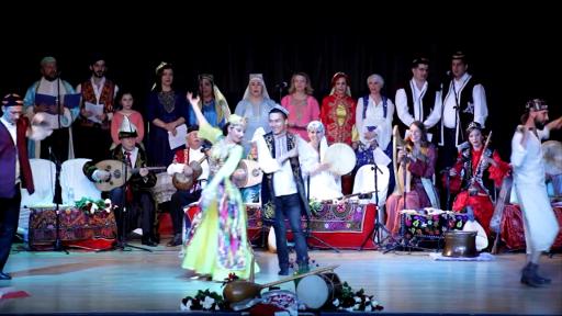 Gülçemen (Ughur Dance)