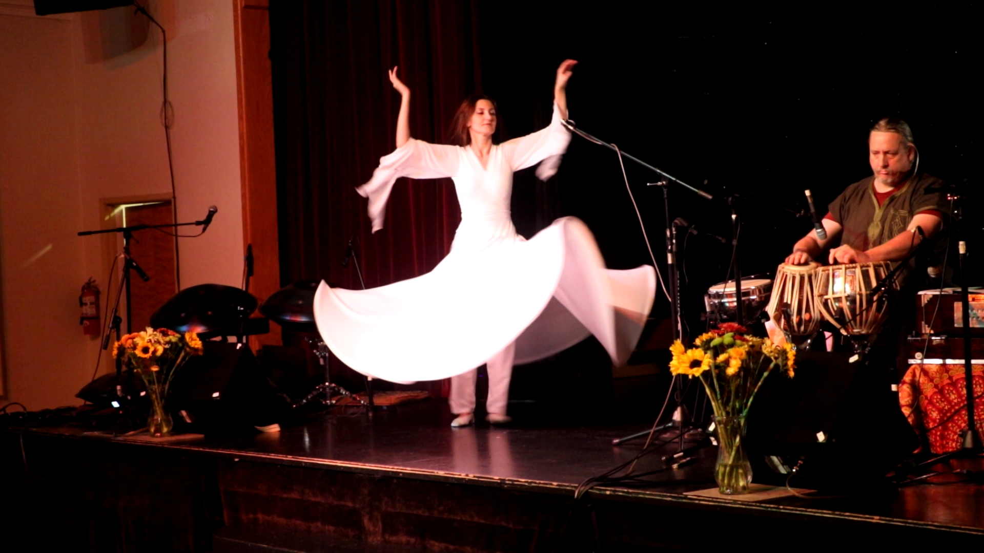 Whirling with Caravan El Noor