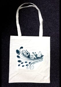 Simorgh Dance Collective Tote Bag