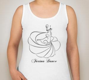 Farima Dance Tank