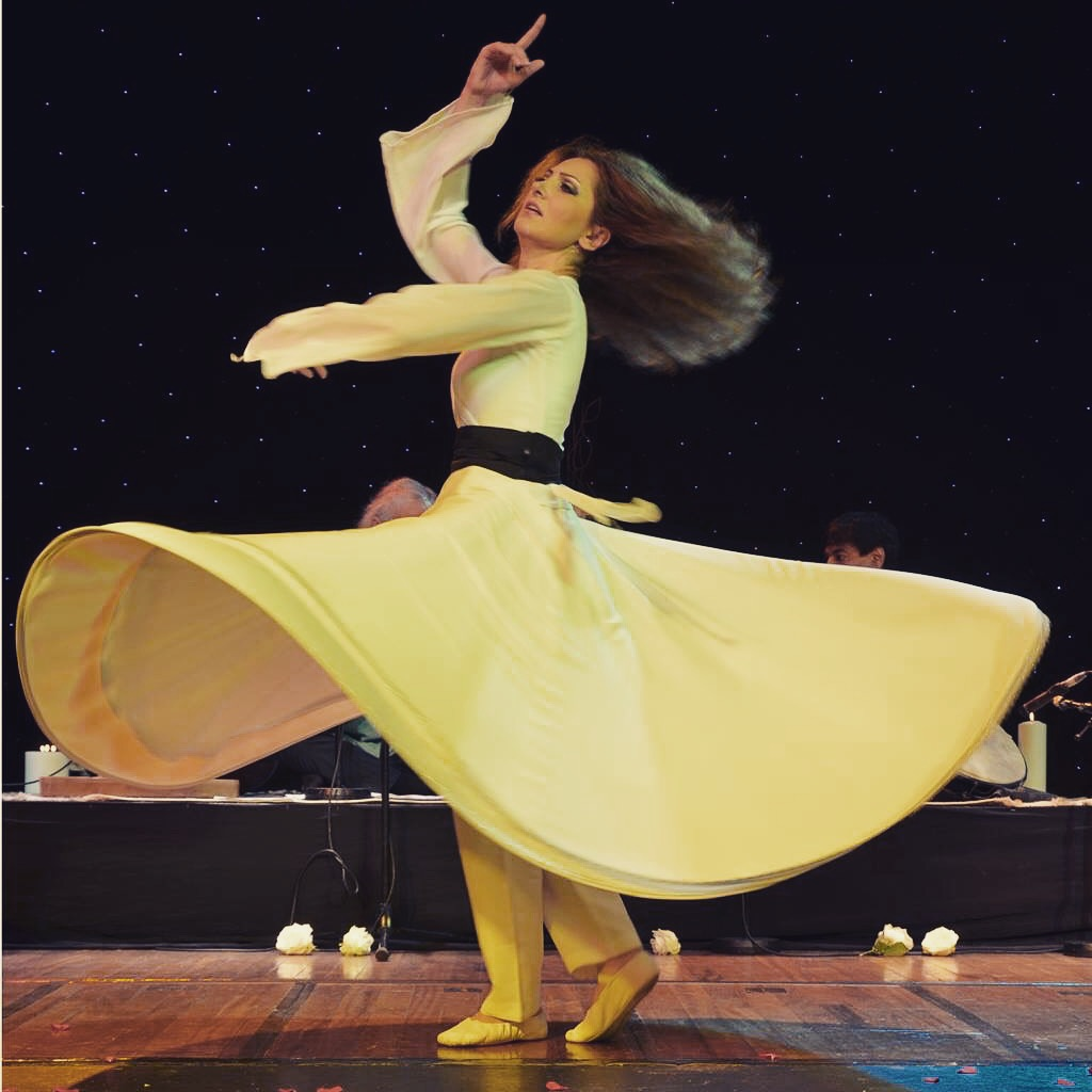 Solitude - Sacred Dance Performance - Farima Dance