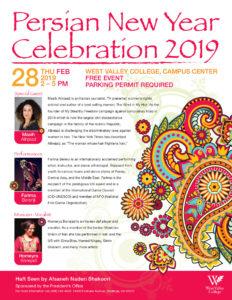 Persian New Year Celebration 2019
