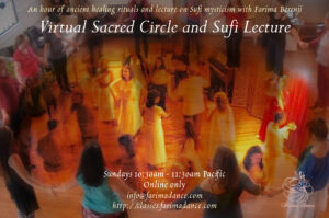 Virtual Sacred Circle and Sufi Lecture