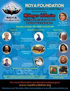Mehregan Celebration 2020