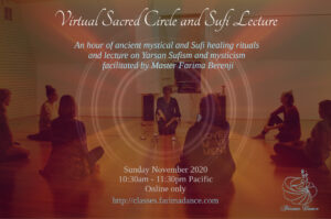 Sacred CIrcle and Sufi Lecture